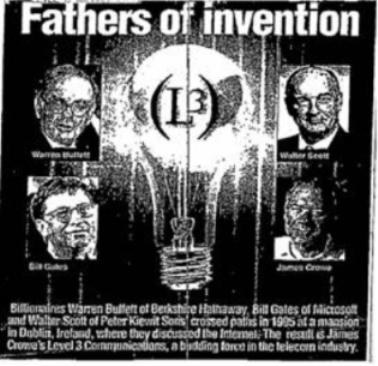 Fathers of Invention of Level 3